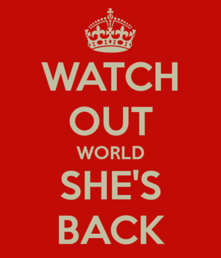 Canadian crazy lady returns  Watch-12