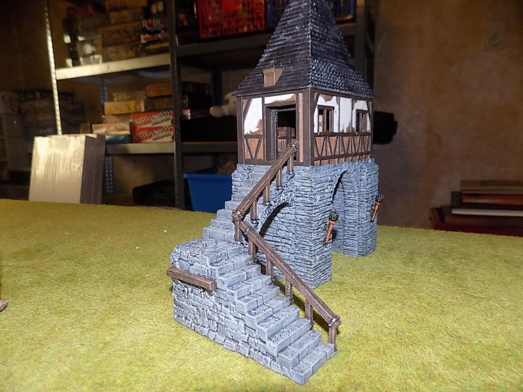 Porte médiévale imprimée en 3D - Page 3 Dscn7163