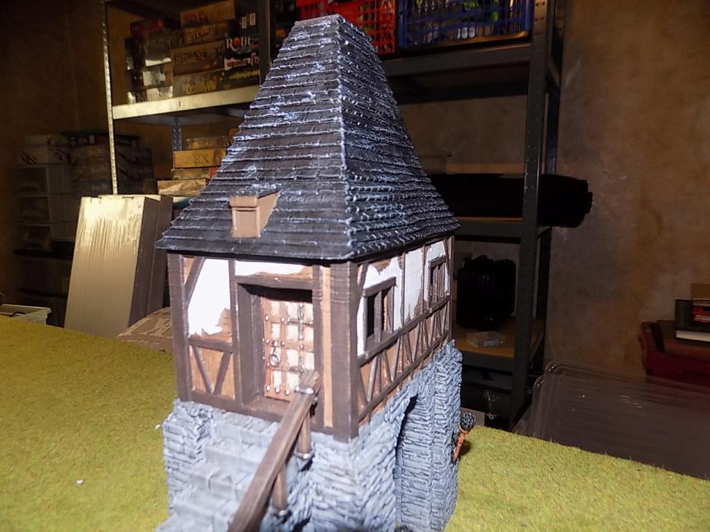 Porte médiévale imprimée en 3D - Page 3 Dscn7164