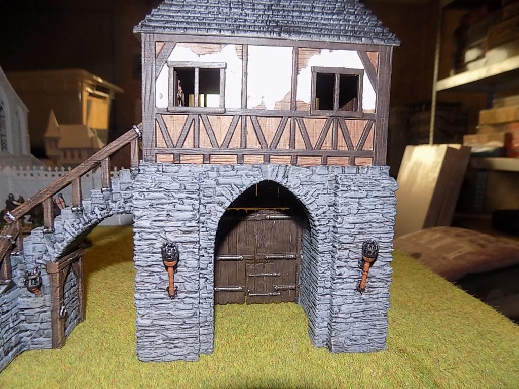 Porte médiévale imprimée en 3D - Page 3 Dscn7165