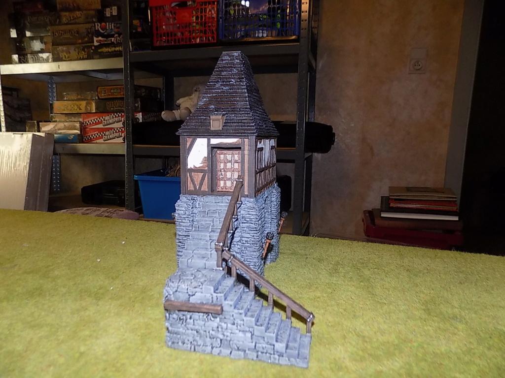 Porte médiévale imprimée en 3D - Page 3 Dscn7166