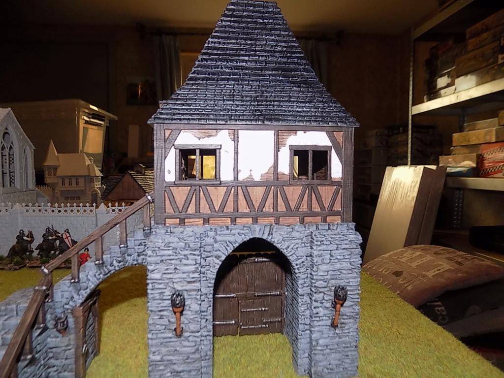 Porte médiévale imprimée en 3D - Page 3 Dscn7167