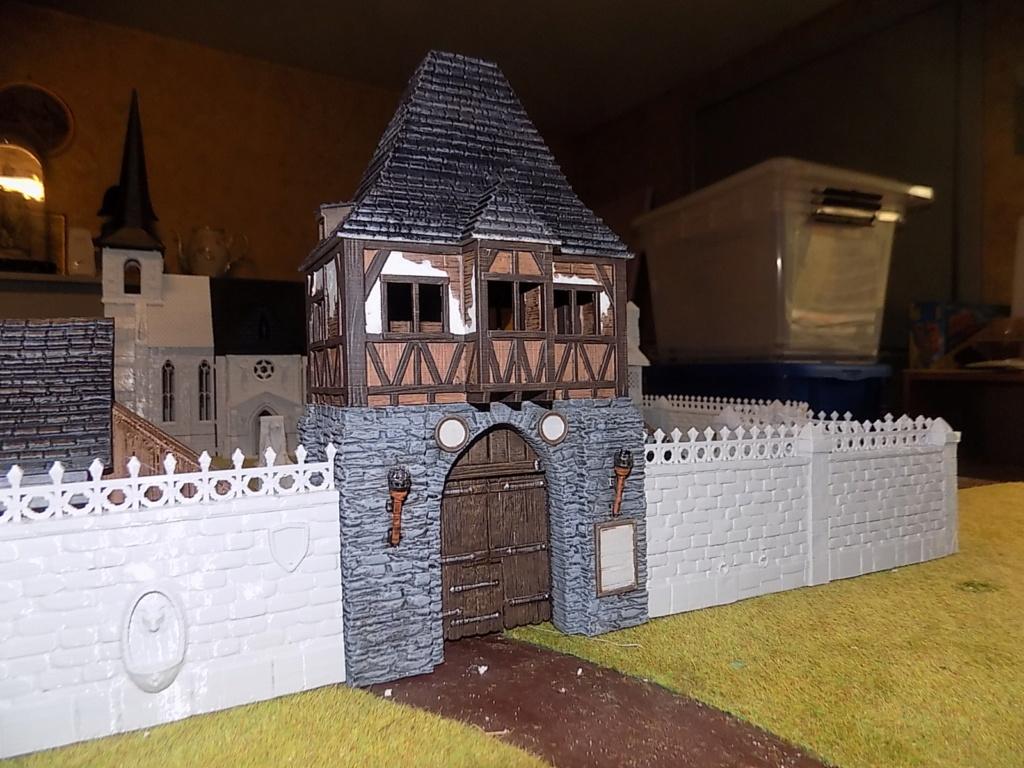 Porte médiévale imprimée en 3D - Page 3 Dscn7169