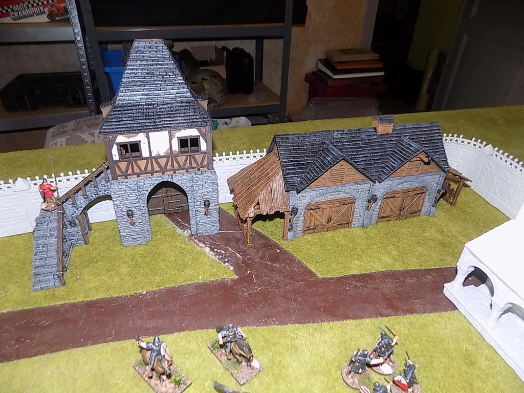 Porte médiévale imprimée en 3D - Page 3 Dscn7172