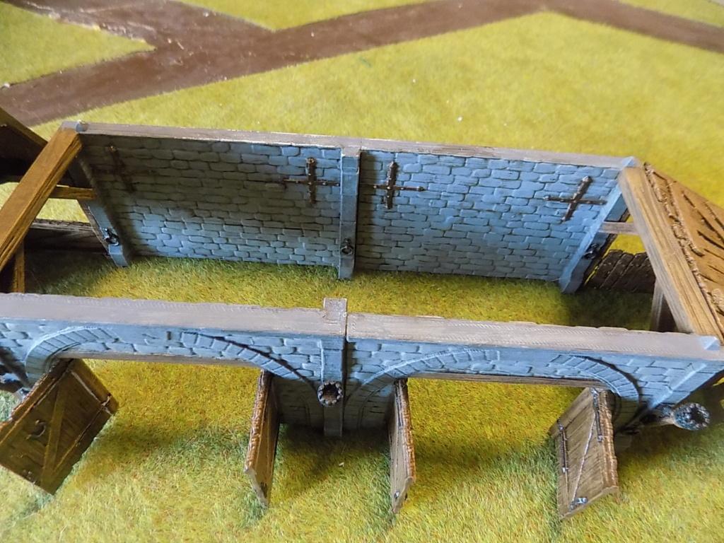 Porte médiévale imprimée en 3D - Page 2 Dscn7316