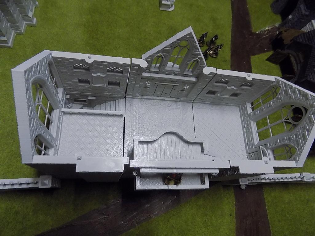 Porte médiévale imprimée en 3D - Page 2 Dscn7338