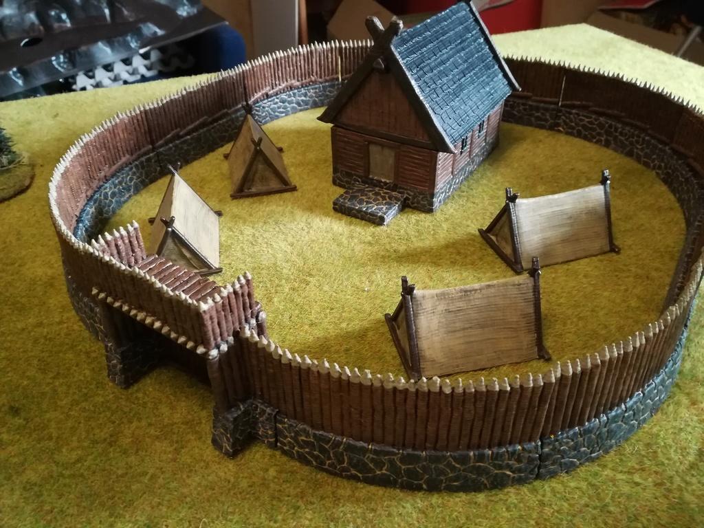 Un camp viking imprimé en 3D et peint Img_2030