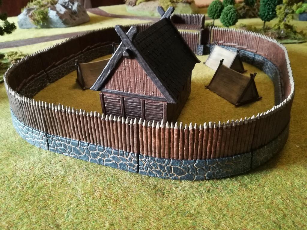 Un camp viking imprimé en 3D et peint Img_2035