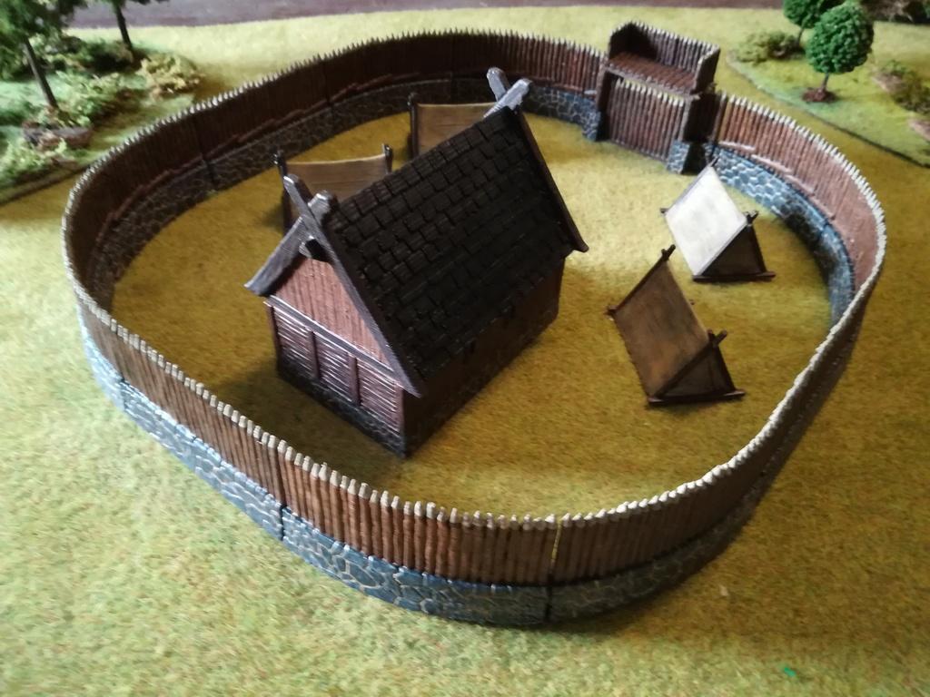 Un camp viking imprimé en 3D et peint Img_2040