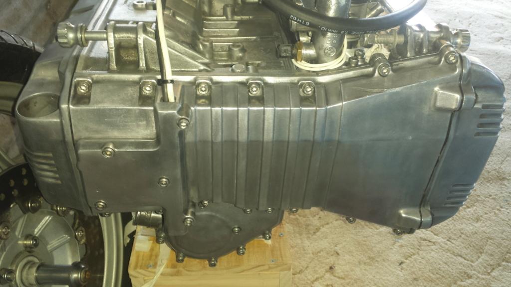 Frame/engine mount 20190243