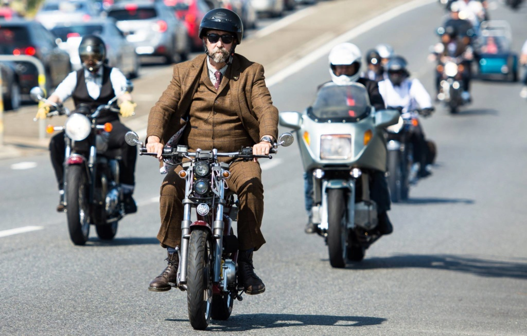 Distinguished Gentleman's Ride 2018 21950710