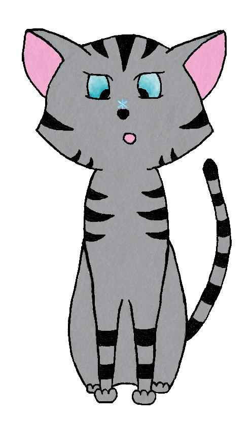 Py versucht dann auch mal zu zeichnen Katzek10