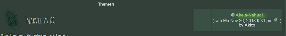 Anpassungen, Feedback und Bugs im neuen Style Unbena21