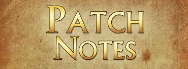 Patch Notes  04 October 2018 Downlo13