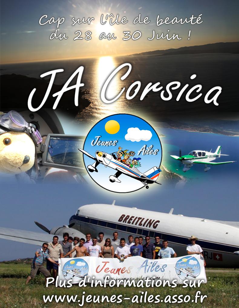 JA Corsica 2019 Affich10