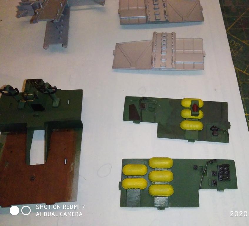 MONTAGE B-17 G HK au 1/48  14_04_11