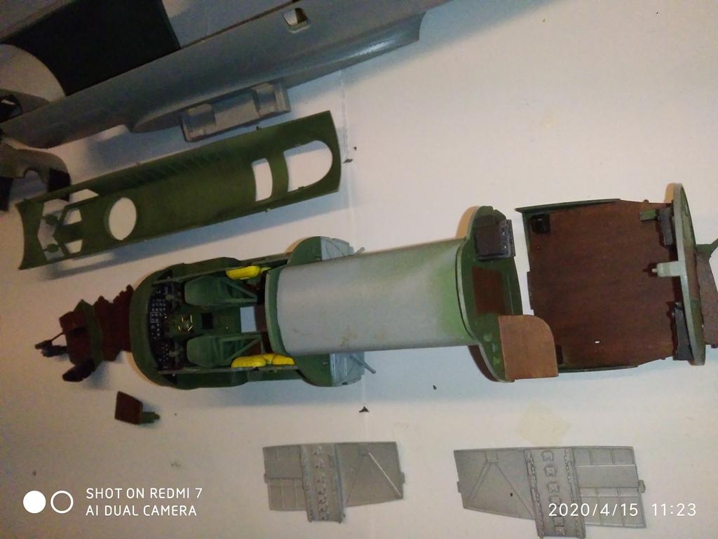 MONTAGE B-17 G HK au 1/48  15_04_10
