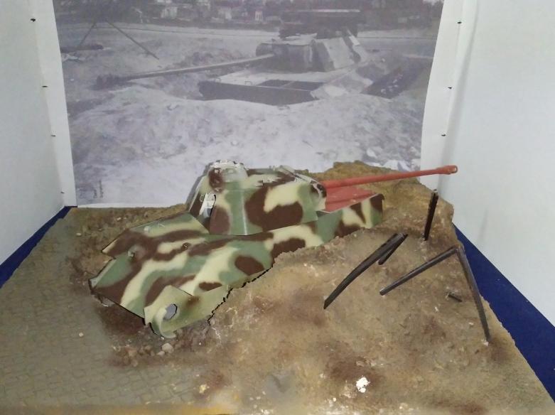 Pantherturm Berlin Mai 1945 (Panther Tamiya 1/35 ) 17_01_24