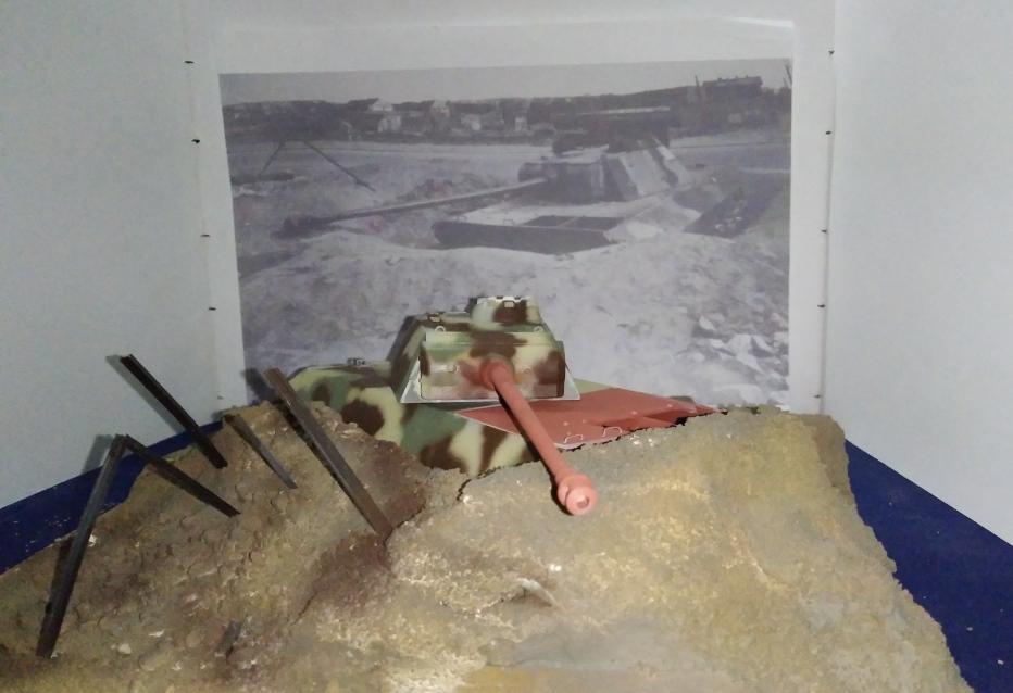 Pantherturm Berlin Mai 1945 (Panther Tamiya 1/35 ) 17_01_25