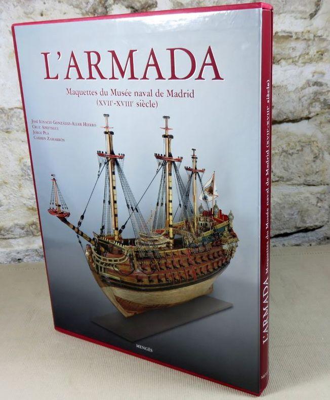 L'armada ; Maquettes Du Musee Naval De Madrid 28817_10