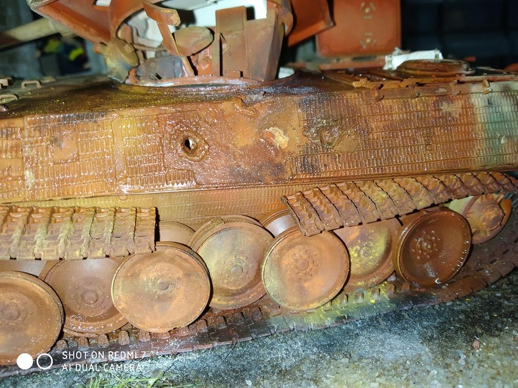 Normandie 44 la fin de la bête....Panther Tamiya 1/35 église scratch - Page 3 5_12_510