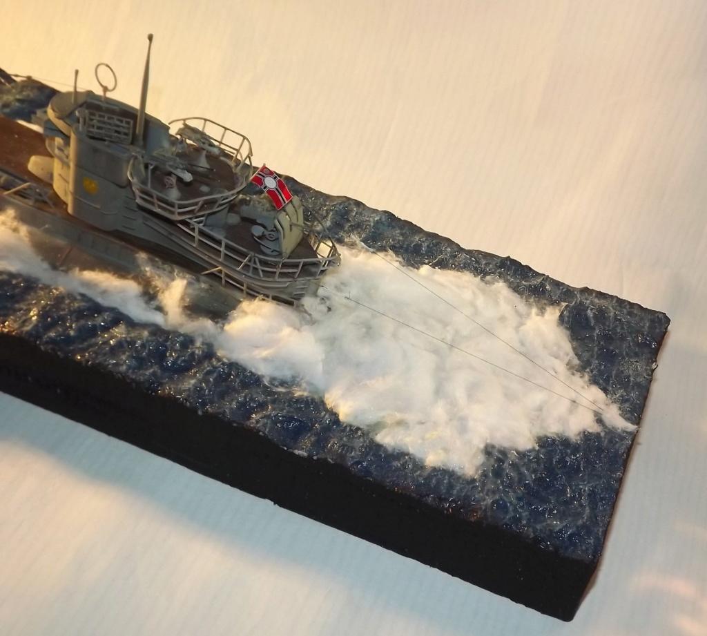 U-Boot mal barré...1/72 Revell Dio-fi10