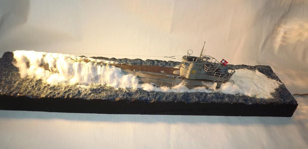 U-Boot mal barré...1/72 Revell Dio-fi11