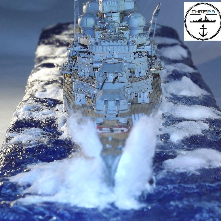 Diorama naval - Prinz Eugen - 1/350 Dio-pr10