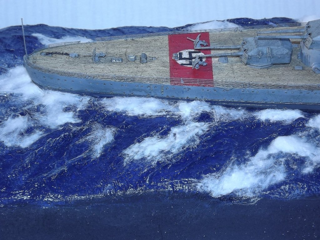Diorama naval - Prinz Eugen - 1/350 Dio-pr11