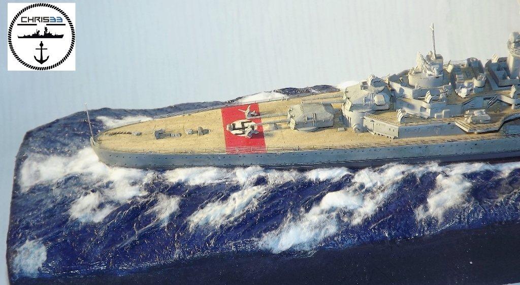Diorama naval - Prinz Eugen - 1/350 Dio-pr13