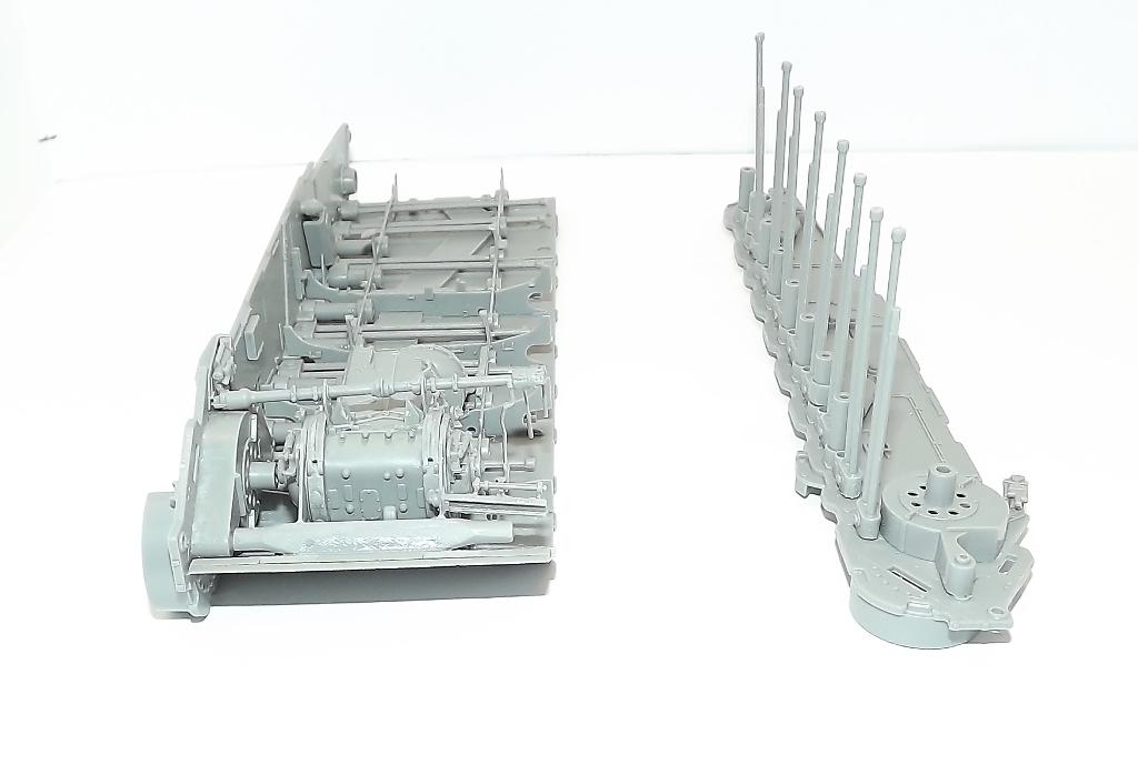 Atelier divisionnaire Normandie - Takom 1/35 Dscf4016