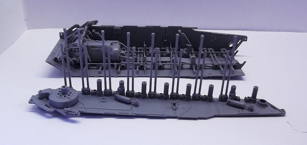 Atelier divisionnaire Normandie - Takom 1/35 Dscf4017