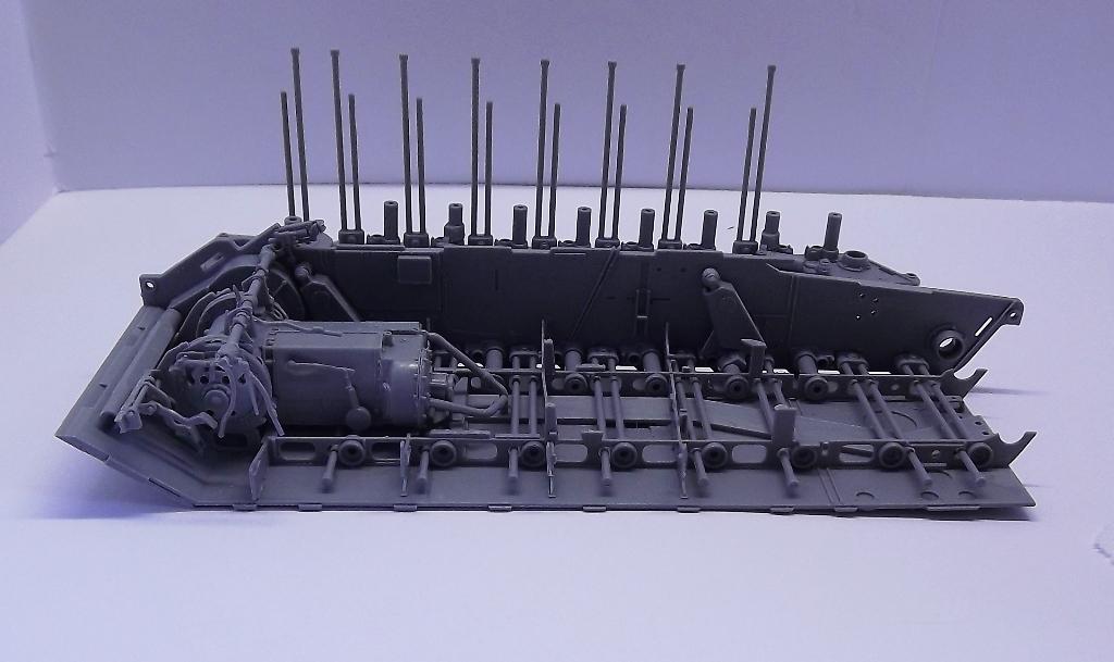 Atelier divisionnaire Normandie - Takom 1/35 Dscf4019