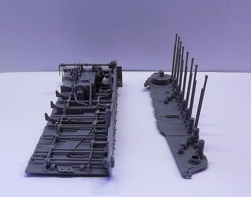 Atelier divisionnaire Normandie - Takom 1/35 Dscf4020