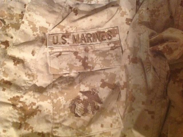 tenue USMC d'Afghanistan Fullsi13