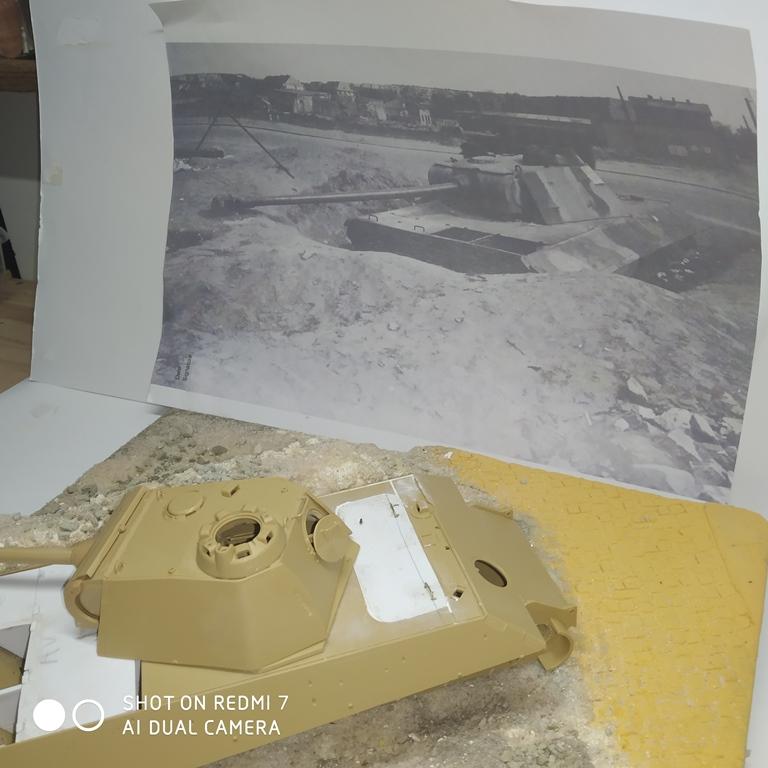 Pantherturm Berlin Mai 1945 (Panther Tamiya 1/35 ) Img_2475