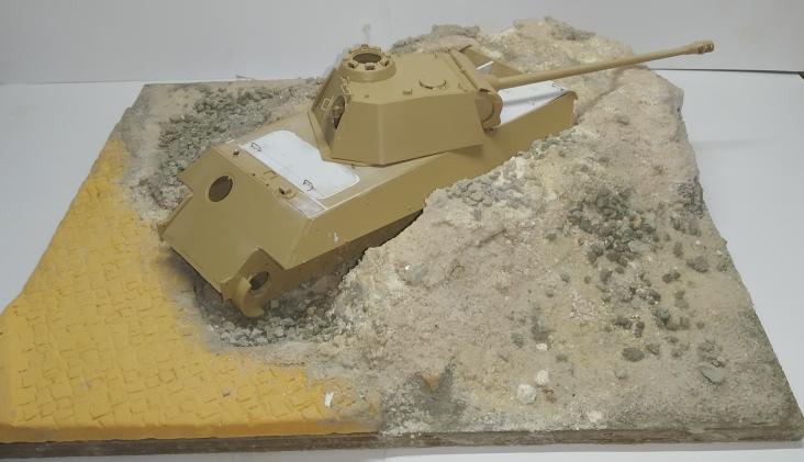 Pantherturm Berlin Mai 1945 (Panther Tamiya 1/35 ) Img_2476