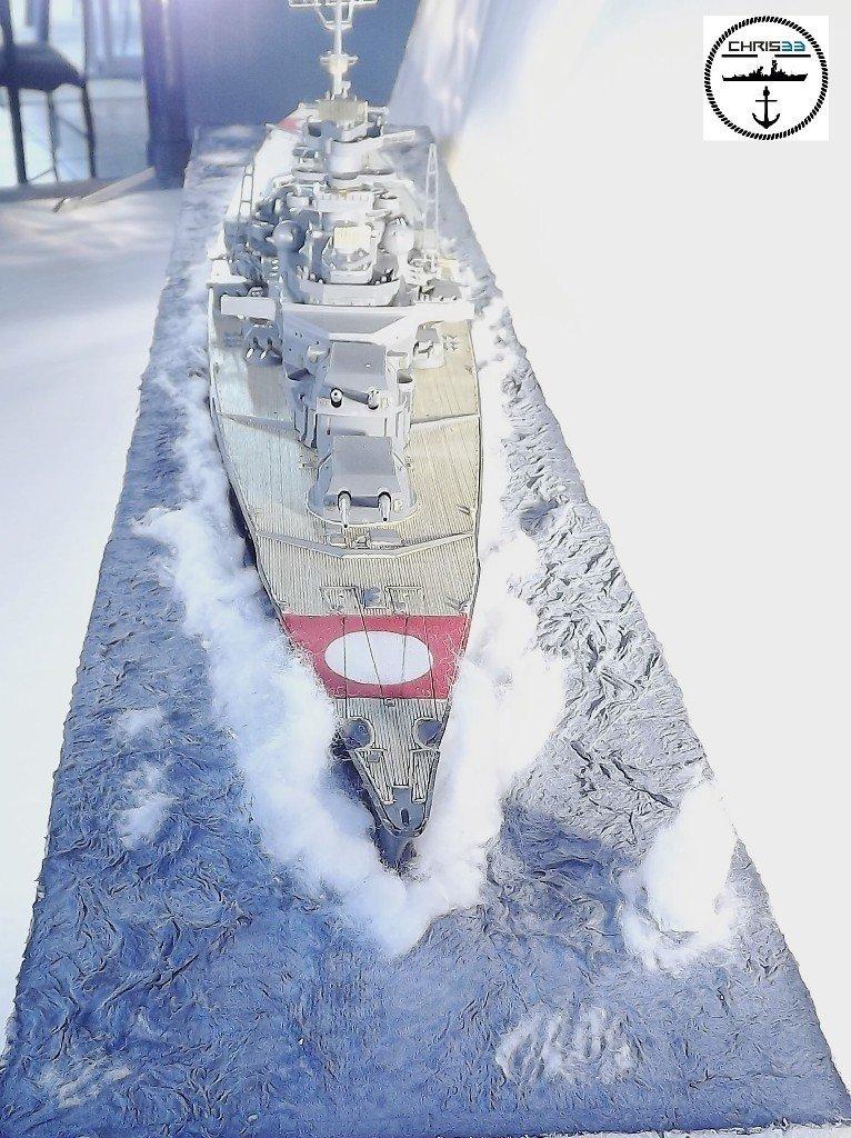 Diorama naval suite - Bismarck - Revell 1/350 Wl1_im10
