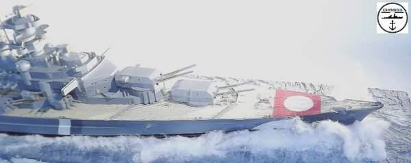Diorama naval suite - Bismarck - Revell 1/350 Wl2_im10