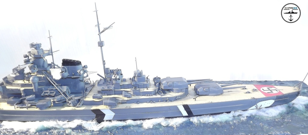 Diorama naval suite - Bismarck - Revell 1/350 Wl4_im10