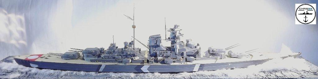 Diorama naval suite - Bismarck - Revell 1/350 Wl6_im10