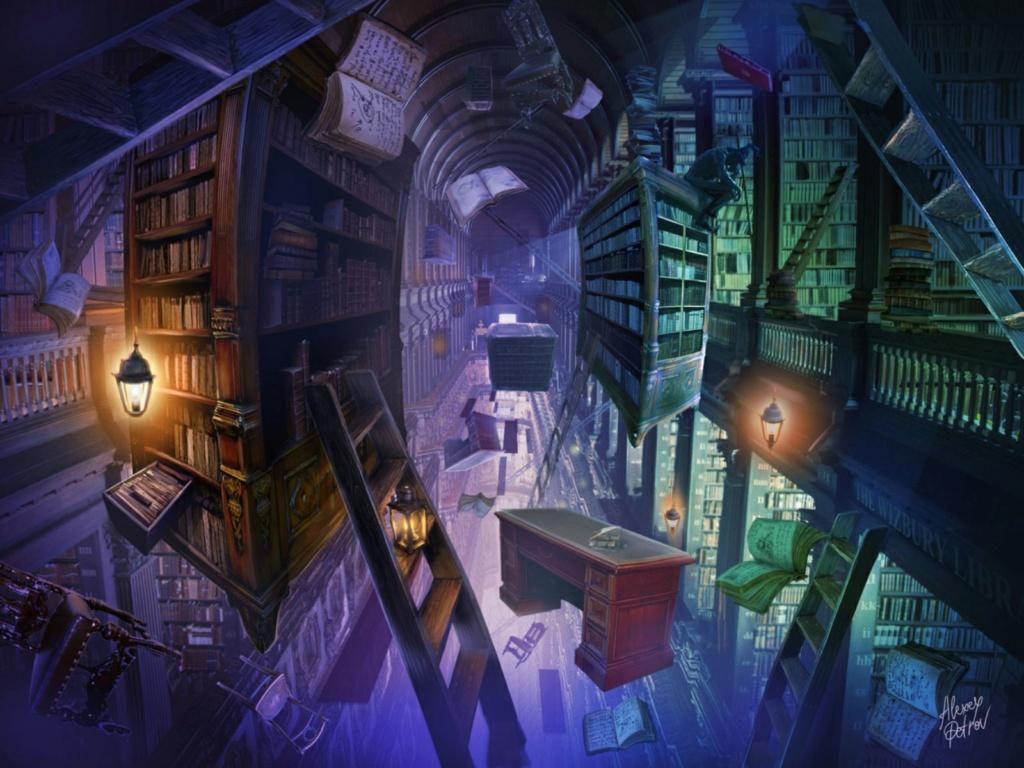 Городская библиотека A11