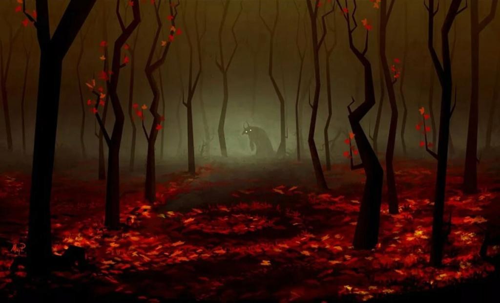 Лес неизбыточной надежды A13