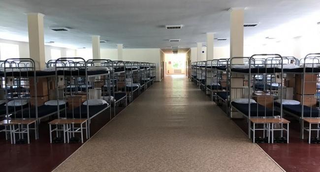 Солдатские казармы Ao10