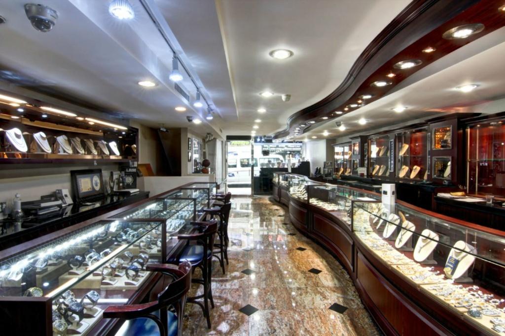 Магазин ювелирных изделий Ya11