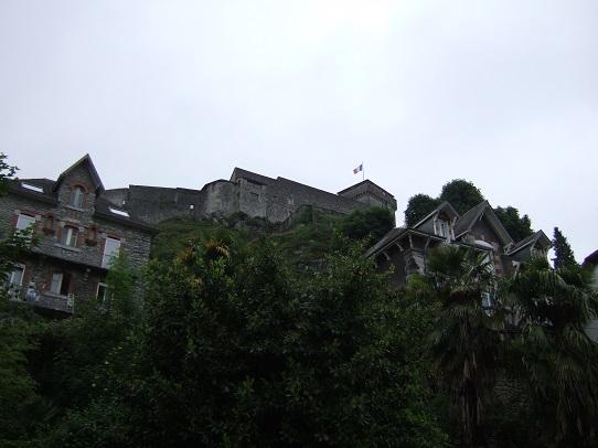 (65) Lourdes, Hautes Pyrénées - le Château fort Dscf1360