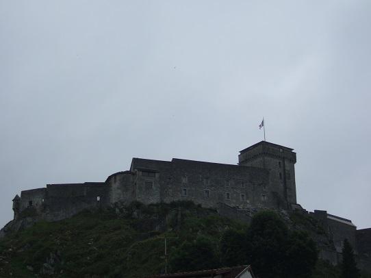 (65) Lourdes, Hautes Pyrénées - le Château fort Dscf1361