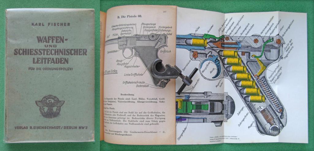 Livrets et manuels du Luger P08 et Parabellum Armes_10