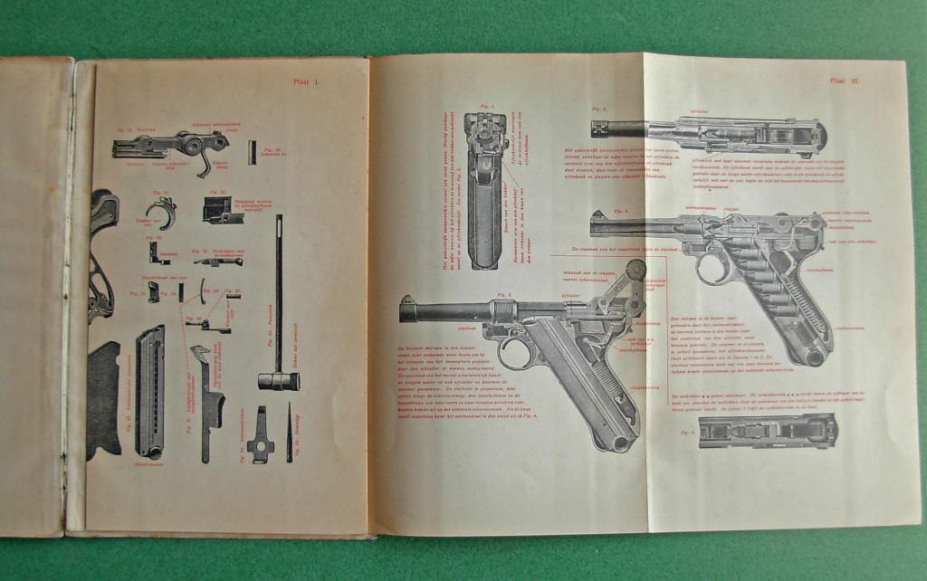Les étuis et accessoires des Luger hollandais. Dscn4613