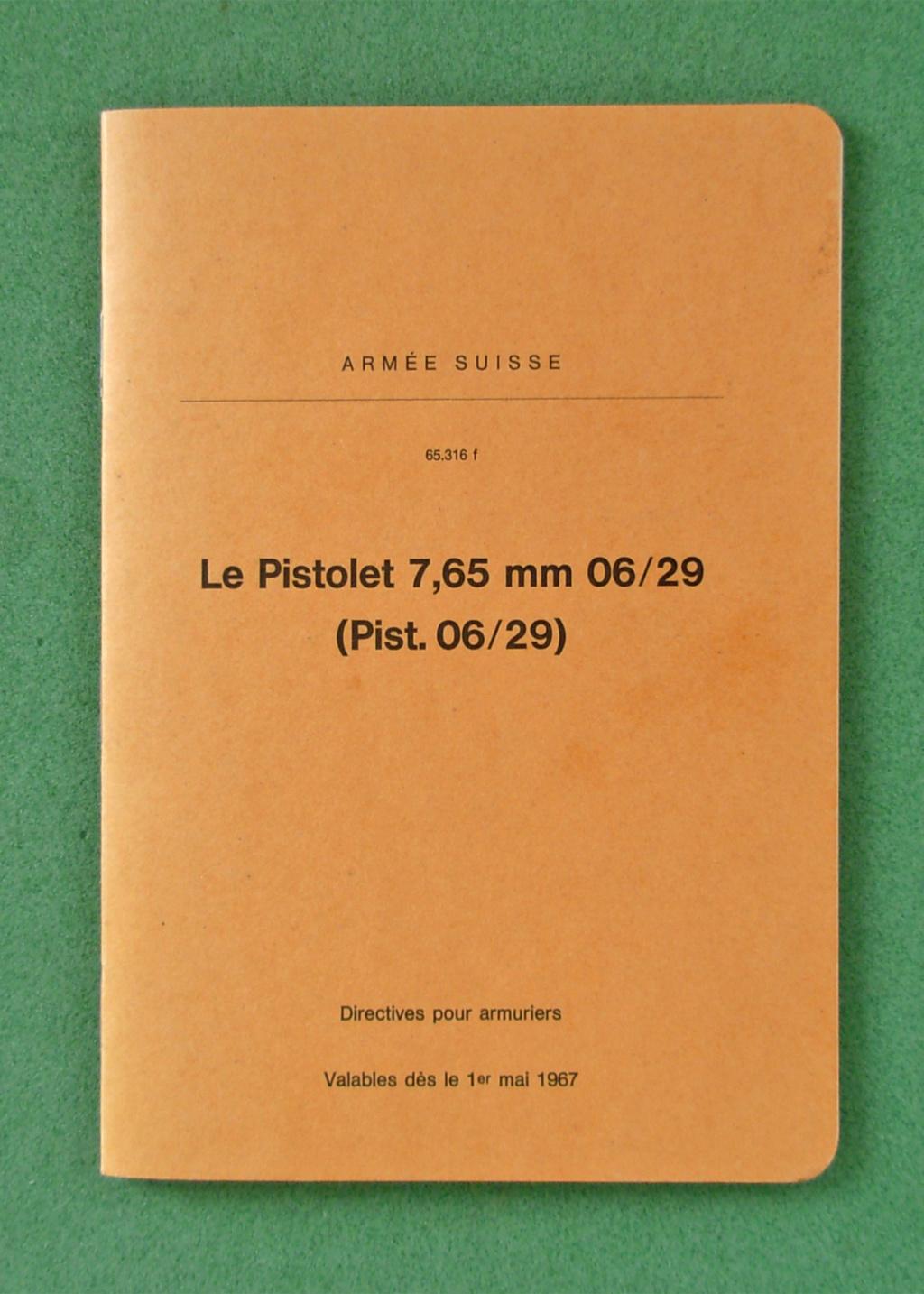 Livret armurier pour le Luger suisse 06/29 Dscn4816